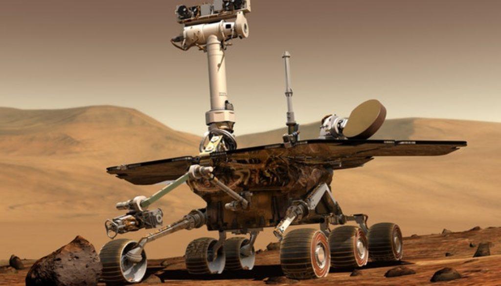 mars mars rover space travel robot 73910