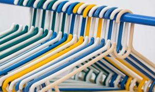 wardrobe tidy hang neat 39518