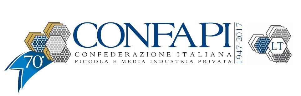 Confapi latina aderente a confapi confederazione della for Ccnl legno e arredamento piccola e media industria