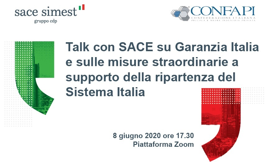 GARANZIA ITALIA: STRUMENTI E OPPORTUNITA' VISTE DA VICINO, UN WEBINAR PER CAPIRE MEGLIO