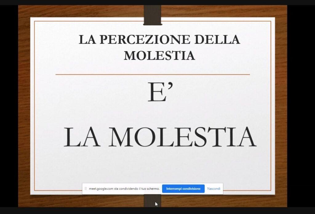 LA PREVENZIONE DELLE MOLESTIE SUL POSTO DI LAVORO: SEMINARIO PER LE AZIENDE ASSOCIATE